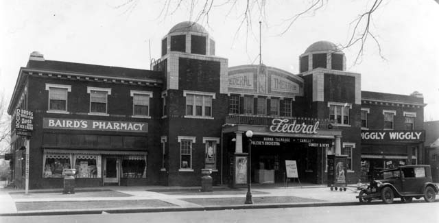 1927 Federal Theatre Sunnyside Highlands
