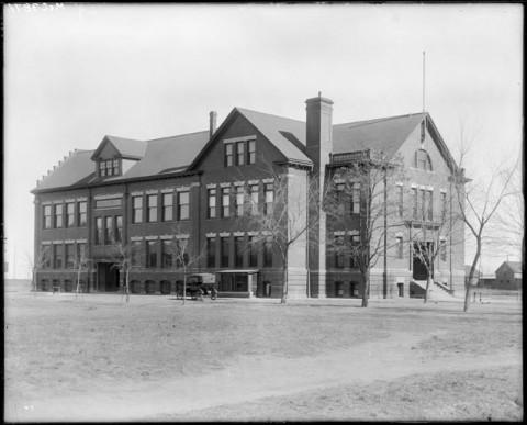 Smedley school Sunnyside
