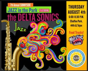 2016 Jazz in the Park